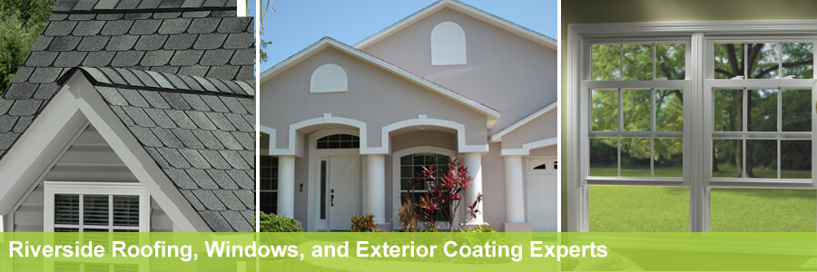 Riverside Exterior Coating Window Roofing And Adu